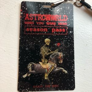 Travis Scott Astroworld Season Pass